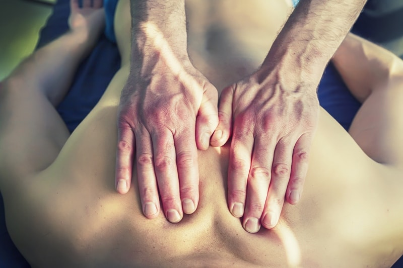 Male to Male Full Body General Massage