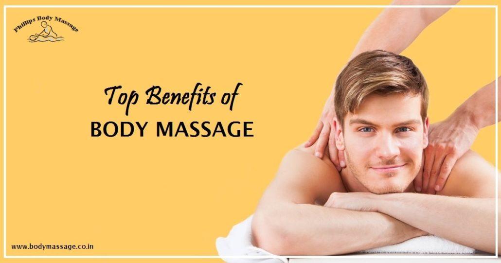 Male body to body massage in Delhi